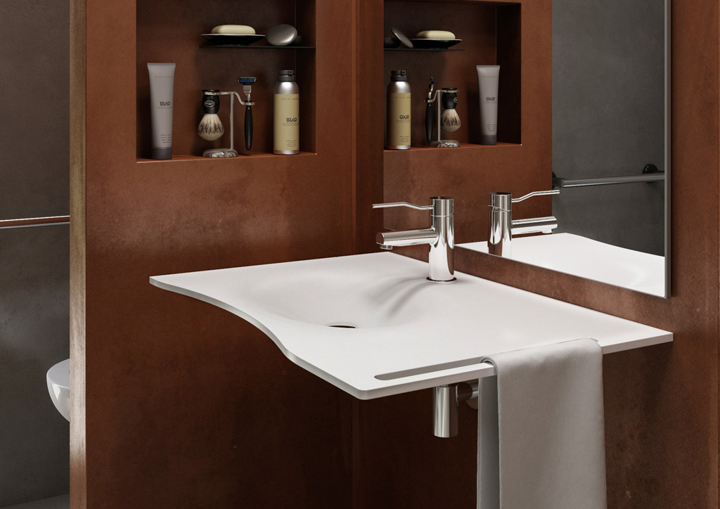 Accessible Bathrooms by Goman | Lifemark